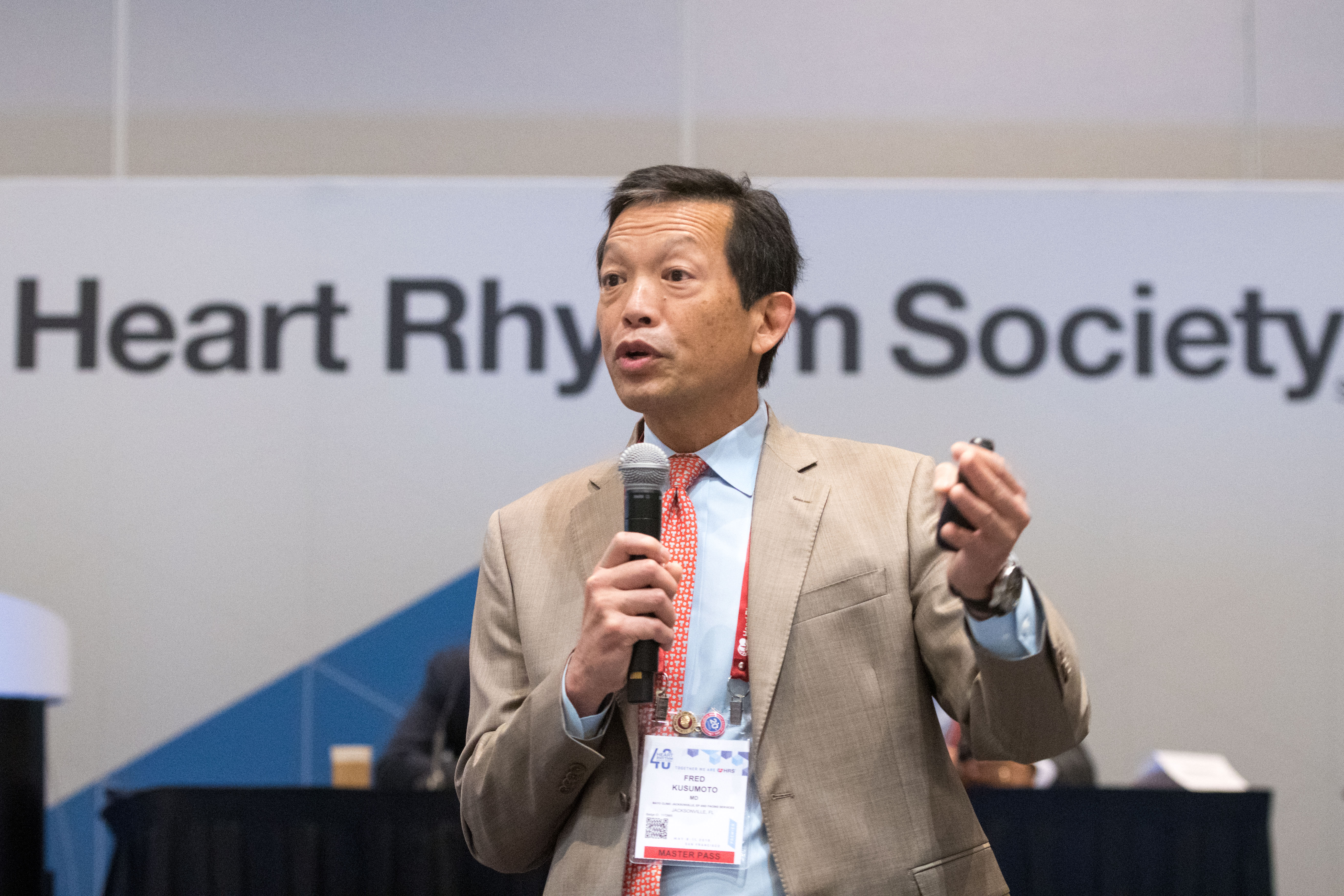 Presenter Heart Rhythm 2021